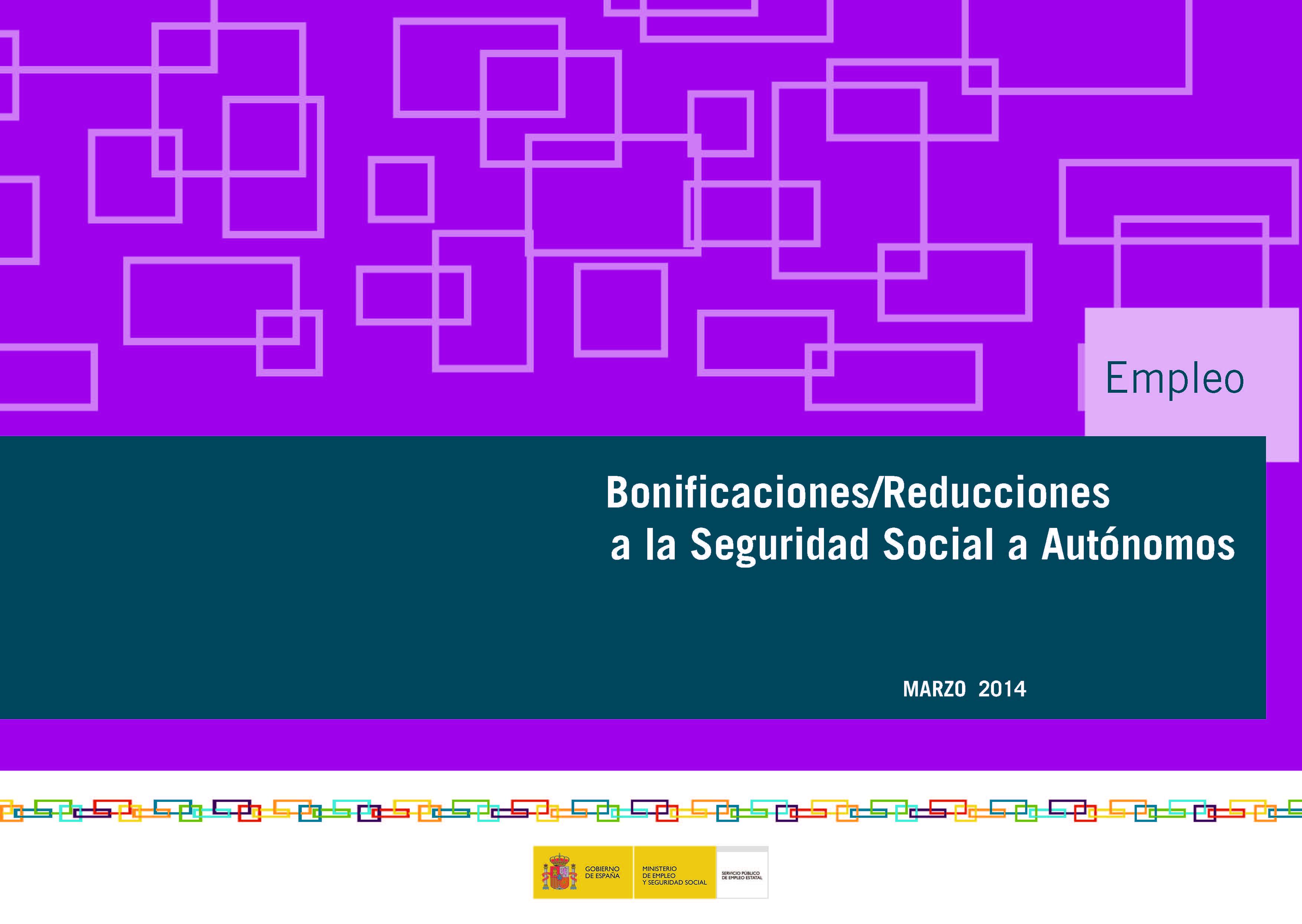 Bonificaciones y Reducciones a la Seguridad Social para Autónomos