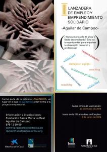 III Lanzadera de Empleo y Emprendimiento Solidario de Aguilar de Campoo