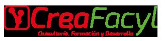 CreaFacyl – Consultoría para Emprendedores, Empresas y Territorios Logo