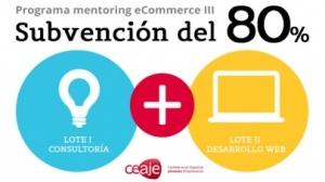 Ayudas Mentoring en Comercio Electrónico CreaFacyl