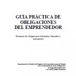 Guía Práctica de Obligaciones del Emprendedor CreaFacyl