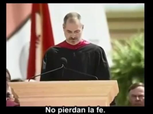 Steve Jobs Discurso en Stanford (Subtitulado)