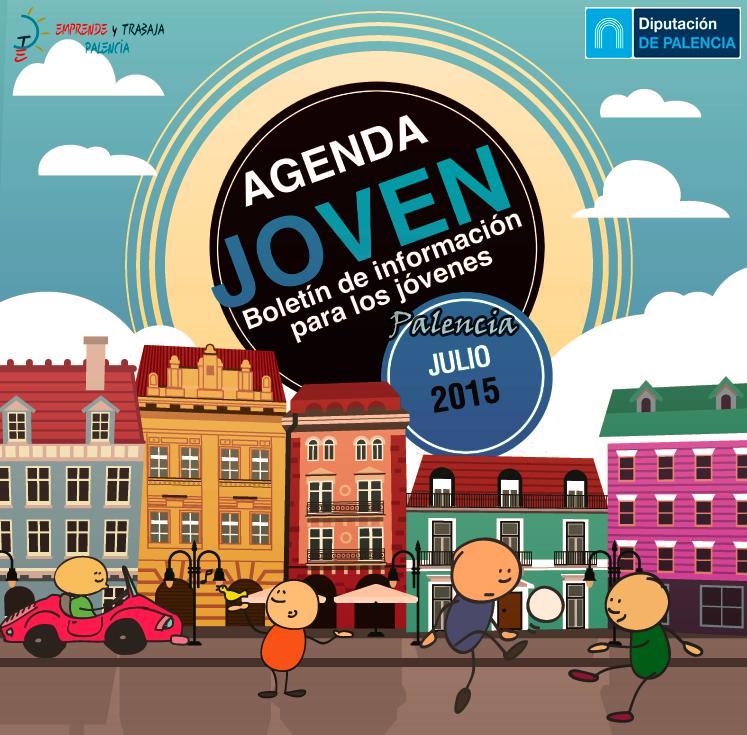 Agenda joven julio 2015