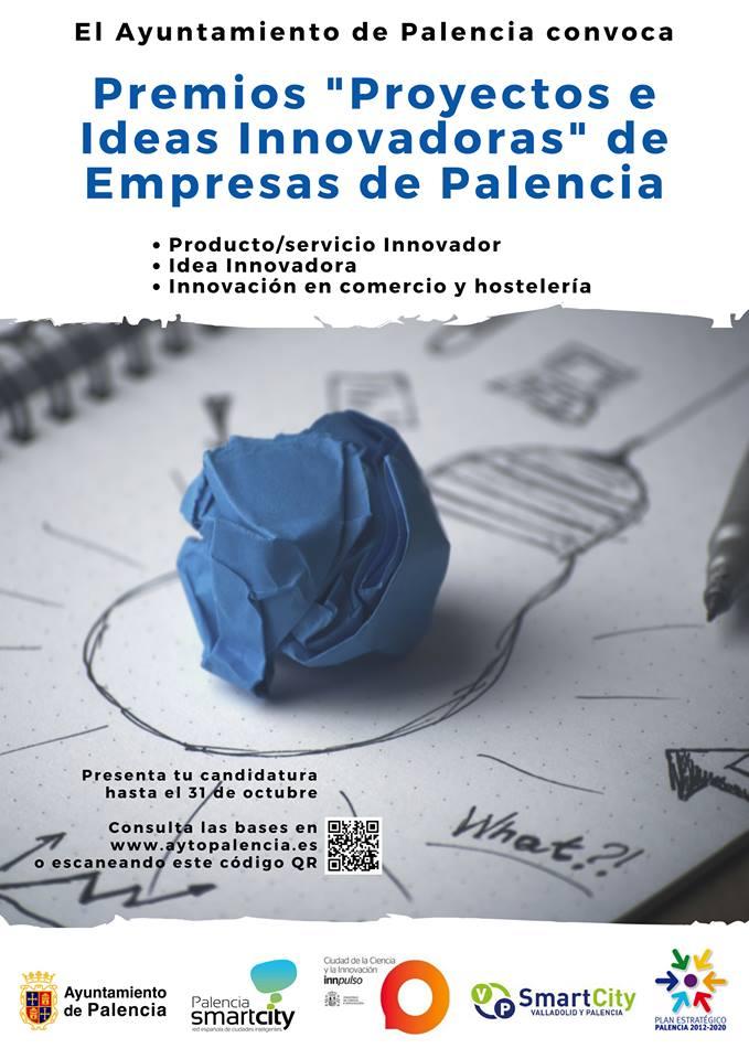 Premios de Proyectos e Ideas Innovadoras de Empresas de Palencia
